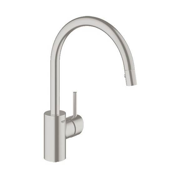 Buy Grohe 32665dc1 Concetto Dual Spray Kitchen Pull Out Faucet At