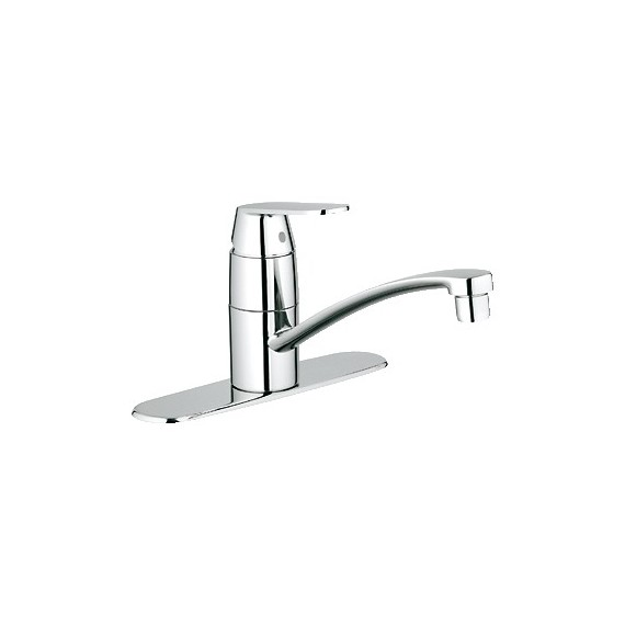 Buy Grohe 31135 Eurosmart Cosmopolitan Kitchen Faucet Wescutcheon At