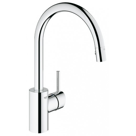 Buy Grohe 32665 Concetto Dual Spray Kitchen Pull Out Faucet At