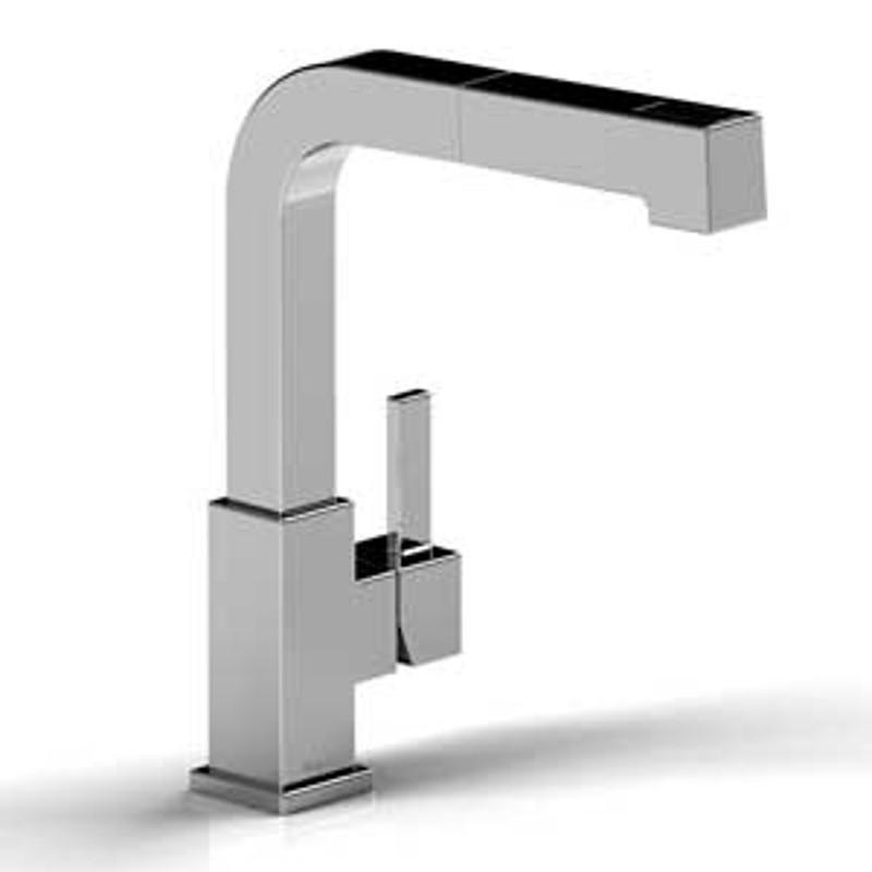 Buy Riobel MZ101 Mizo kitchen faucet with spray at Discount Price at ...