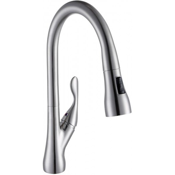 reviews mixer faucet improvement kitchen pull kraus pdx single handle home out